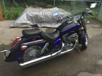 2004 Honda VT750C4 Shadow Aero***ONLY 2300