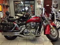 2004 Honda VTX 1300 (VTX1300C) CRUISIN' AT A VALUE! A