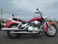 2004 Honda VTX Retro 1300 (VTX1300S) SUPER CLEAN! READY