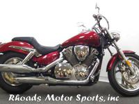 2004 Honda VTX 1300 with 47,961 Miles. For an