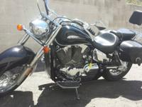 Super Clean bike with only 16,XXX miles. Runs and