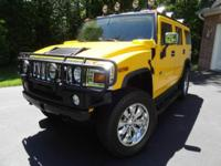 '04 Hummer H2 in Excellent condition! Only 12,241