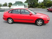 Year:2004 Make:Hyundai Model:Elantra Trim:GT 5-Door