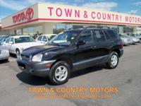 Options Included: N/ALow miles on this 2004 Santa Fe