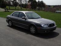 FOR SALE: 2004 HYUNDAI SONATA. 179,000 MILES. 4