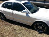 2004 Hyundai Sonata ,front end damage, drivers side -
