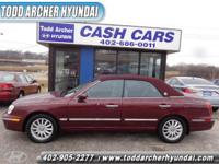 Low Miles!! All Power Options, Leather Interior with