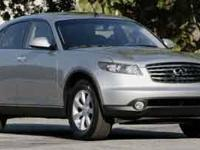 2004 Infiniti FX35 For Sale.Features:Traction Control,