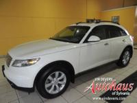 2004 Infiniti FX35 SUV Our Location is: Vin Devers Inc.