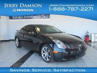 G35 trim. Edmunds Consumers' Most Wanted Coupe Under