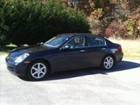Options Included: True2004 Infinity G35 - Florida car,