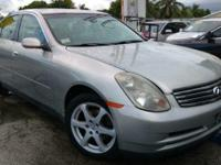 REAL CLEAN SMOKE SILVER G35 X LOW MILEAGE ALL WHEEL