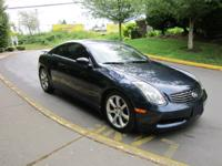 2004 Infiniti G35 Coupe with Sport Package including