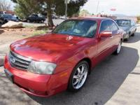 This 2004 Infiniti M45 is a capable Japanese sedan that