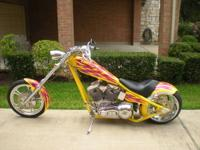 "2004 Ironhorse Lsc Chopper. Bike is in ""mint"""