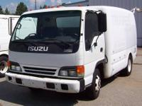 Good Southern Truck 2004 Isuzu NPR Diesel with Lawn