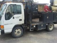 Ready to work. very low mileage. tool boxes and gas