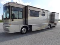 2004 ITASCA MERIDIAN 34FT  WITH 2 SLIDE WITH A 330 HP