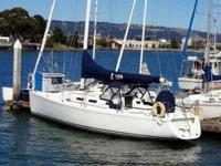 2004 J Boats J 109 The J/109 is stable, easy to sail,
