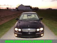 Options Included: You are viewing a beautiful JAGUAR X