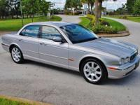 Beautiful Sterling Silver Jag with 70k miles... reduced