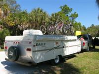 2004 Jayco Eagle Select HW12 pop up camper    Camper is