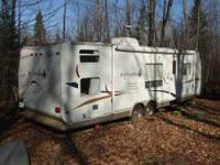2004 Jayco Featherlite 29Y LGT Travel Trailer 6 gallon
