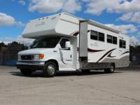 2004 Jayco Granite Ridge 3100SS     Mileage: 35937