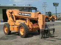 2004 JCB 506C-HL 2004 JCB 506C-HL Telehandler 6000LB