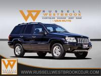 **LEATHER INTERIOR**, **POWER SUNROOF**, **ROOF RACK**,