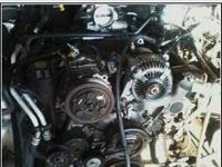 PARTS ARE FROM 2004 JEEP LIBERTY 2WD AUTOMATIC 2004