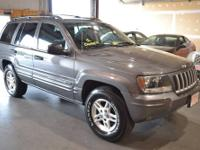 2004 Jeep Grand Cherokee Stock Number 4965 VIN