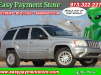 2004 Jeep Grand Cherokee. this Jeep is fully loaded out