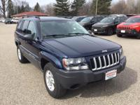 Options:  2004 Jeep Grand Cherokee Laredo|While We Make