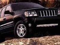 2004 Jeep Grand Cherokee Laredo One Owner!, Carfax