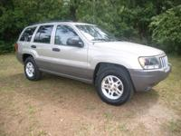 Options Included: N/AThis 2004 Grand Cherokee Laredo