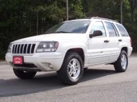 Options Included: 2004 Jeep Grand Cherokee Laredo 2WD.