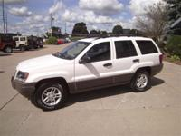 Options Included: N/AUsed 2004 Jeep Grand Cherokee