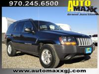 Options Included: Roof Side Rails, Body-Color Grille,