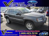 Options Included: N/AThis 2004 Jeep Grand Cherokee