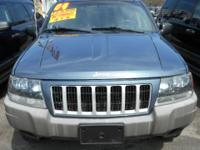 Exterior Color: steel blue pearlcoat, Body: SUV,