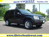 WOW! This is one hot offer! This Jeep Grand Cherokee