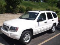 ****2004 JEEP GRAND CHEROKEE LAREDO SPECIAL EDITION 4X4