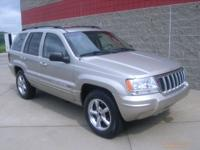 Options Included: N/A***2004 Jeep Grand Cherokee