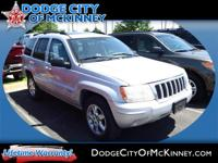 Come test drive this 2004 Jeep Grand Cherokee! A