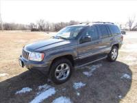 2004 Jeep Grand Cherokee Overland For