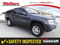 2004 JEEP Grand Cherokee WAGON 4 DOOR 4dr Laredo 4WD