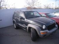 2004 Jeep Liberty 4dr 4x4 Sport Sport Our Location is: