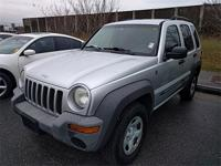 2004 Jeep Liberty CARS HAVE A 150 POINT INSP, OIL