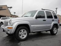Options Included: N/AThis 4WD Jeep Liberty has LOW